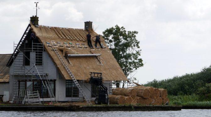 """Dach-Haie"" unterwegs nach dem Sturm"