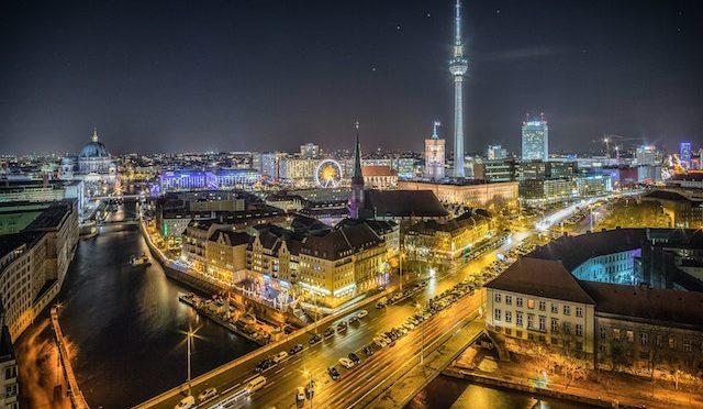 Berlin boomt, trotzdem Raum für Wachstum