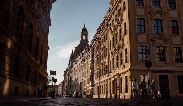 Die problematische Situation in Ostdeutschland