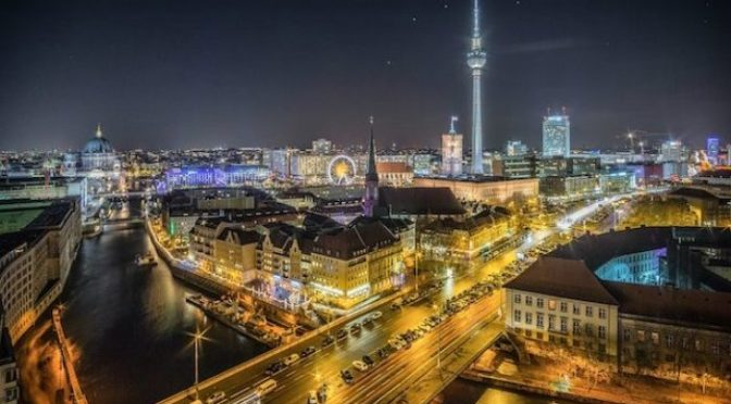 Berlin boomt, trotzdem noch Raum für Wachstum