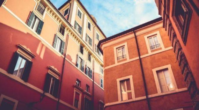 Sichere Anlagemöglichkeit? Mehrfamilienhäuser!