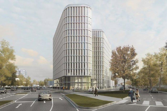 Neues Tor zur Alster: MAGNA Real Estate übernimmt Bauvorhaben Alster-Gate   Bildrechte: MAGNA Real Estate AG