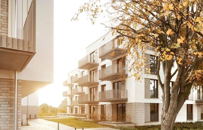 MAGNA Real Estate AG neue Wohneinheiten für Hamburg - 69 neue Wohnungen für Hamburg Stellingen, zentral gelegen zwischen Hagenbecks Tierpark und dem Altonaer Volkspark. Bildrechte: MAGNA Real Estate AG, Rolf Driesen